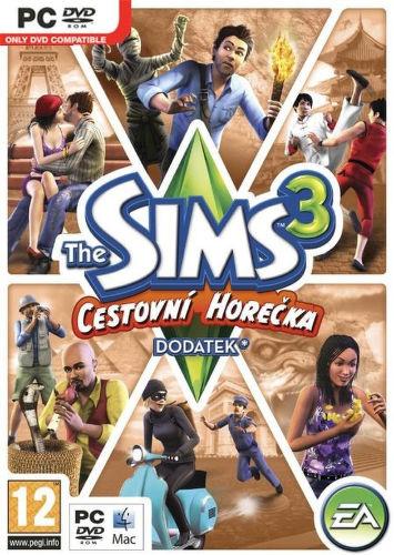 PC - THE SIMS 3: CESTOVNÁ HORÚČKA
