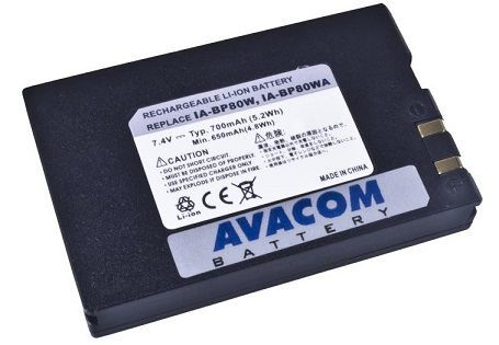 AVACOM VISS-BP80-435, Batéria pre kamery