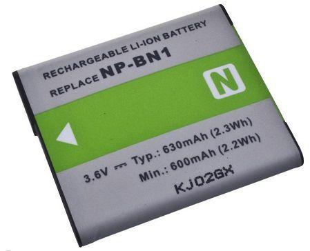 AVACOM DISO-BN1-334, Batéria pre foto