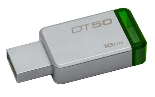 KINGSTON 16GB DataTrav. 50, USB kľúč