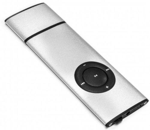 Manta MP3SLIM4SL, MP3 (strieborný)