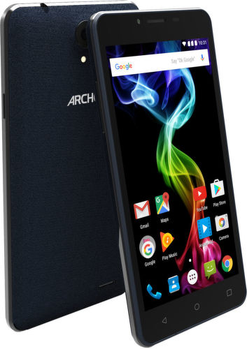 ARCHOS 55 b Platinum / BL, Smartfón