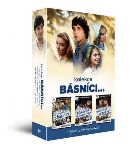 DVD Kolekce Básníci_1