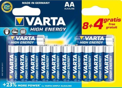 VARTA HE AAA 8+4, Batérie