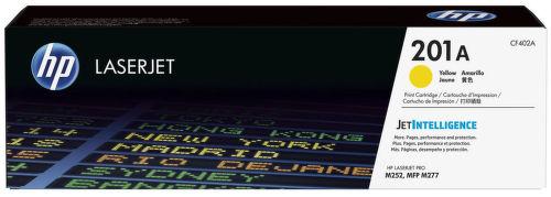 HP CF402A 201A YEL, Toner