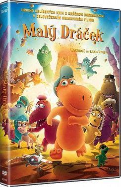 Maly dracik DVD