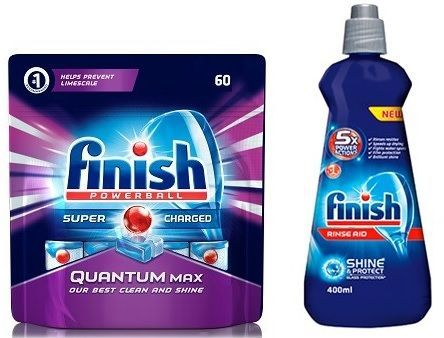 FINISH Q8ASK00099, príbal k umývačkám riadu