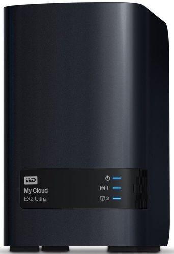 Western Digital My Cloud EX2 Ultra 2x6TB