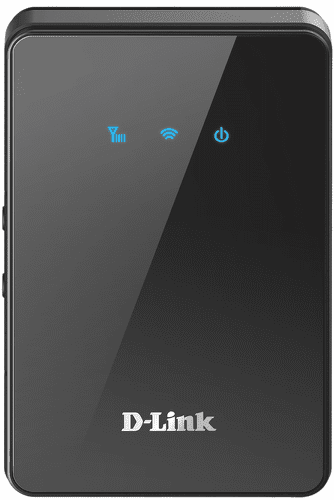 D-LINK DWR-932, 4G WiFi hotspot