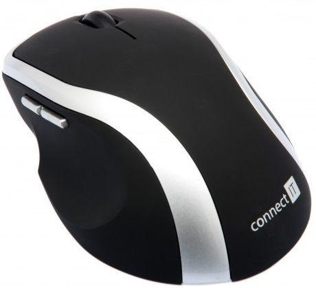 CONNECT IT CI-261 SIL, Laserová myš