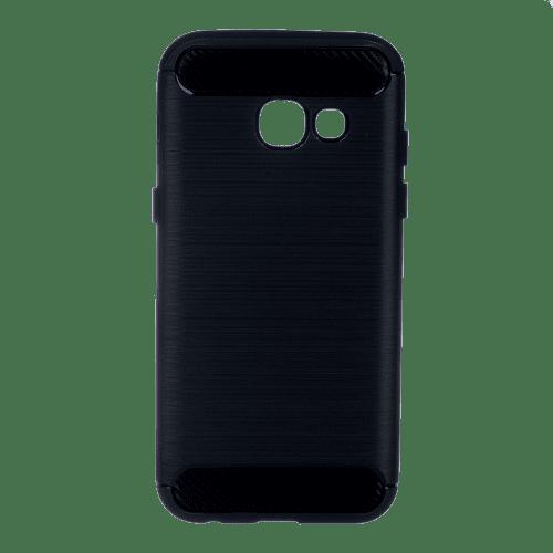 Winner Galaxy A3 2017 Carbon čierne puzdro na mobil