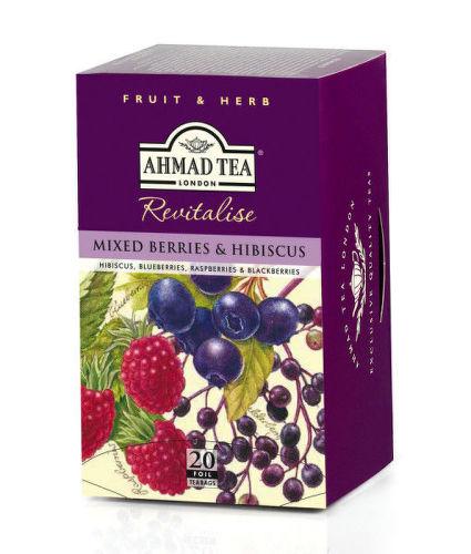 Čaj lesné plody