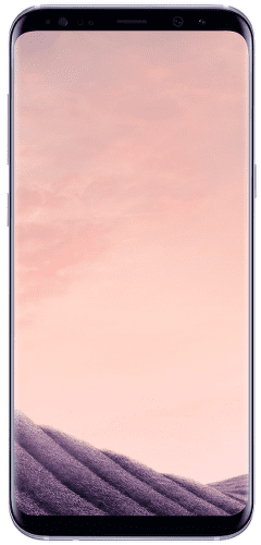 SAMSUNG Galaxy S8Plus_Orchid Gray