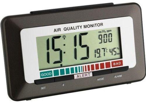 TFA 60.2527.10, Budík, kvalita vzduchu