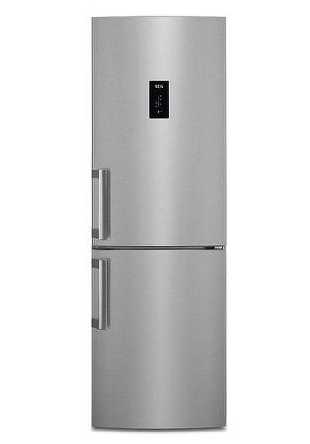AEG RCB63326OX nerezová kombinovaná chladnička