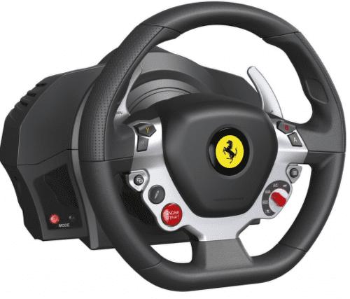 THRUSTMASTER TX Ferrari 458, Volant a pe