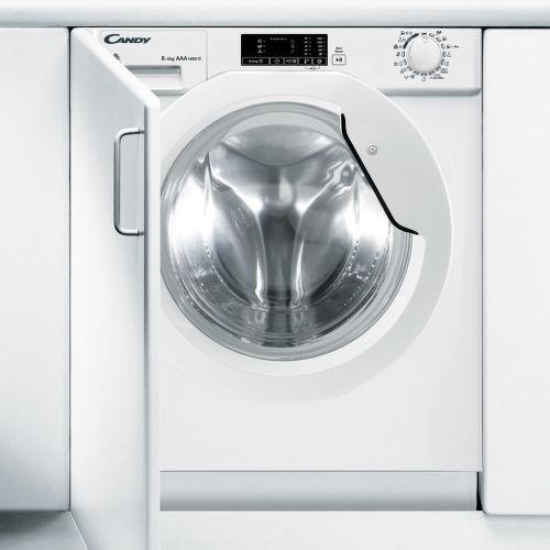 CANDY CBWD 8514D-S, Vstavaná práčka so sušičkou