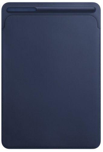 """Apple Leather Sleeve pre Apple iPad Pro 10.5"""" Midnight Blue"""