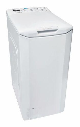 CANDY CST 370L-S, biela smart práčka plnená zhora