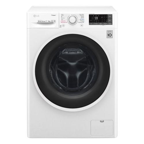 LG F70J7HG0W, smart práčka so sušičkou