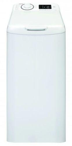 BRANDT BT650MQE, biela práčka plnená zhora