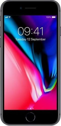 Apple iPhone 8 64GB vesmírne šedý