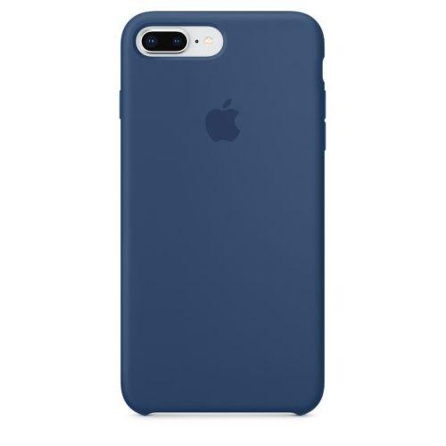 APPLE Silicone Case pre iPhone 8+/7+, vesmírna modrá_01