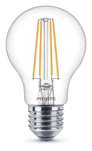 PHILIPS LIGHTING WW CL6, LEDclass 60W E27
