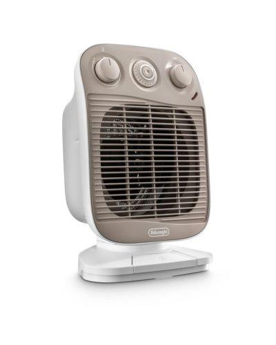 DELONGHI HFS50F24, hnedý teplovzdušný ventilátor