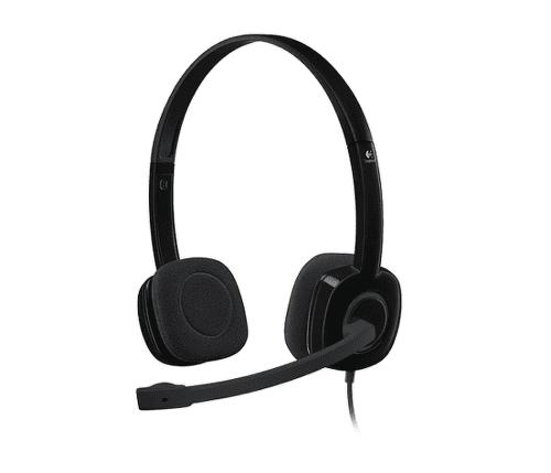 LOGITECH H151, Headset_01