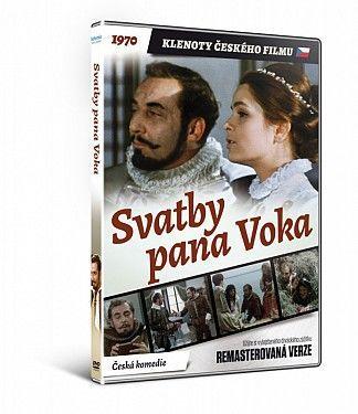 HOLLYWOOD SVATBY PANA VOKA, DVD film_1