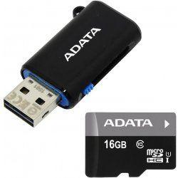 A-DATA microSDHC 16 GB 50 MBS CLASS 10 UHS-I