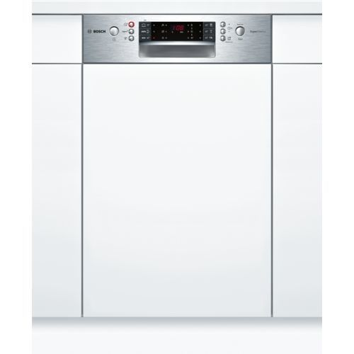 BOSCH SPI66TS00E, Vstavaná umývačka riadu