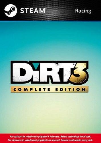 STEAMONE Dirt 3: Complete E, PC hra_01