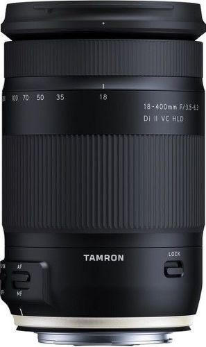 TAMRON 18-400 3.5-6.3 NIK