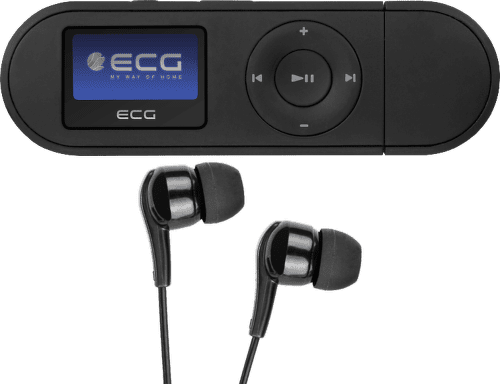 ECG PMP 20 4GB BLK