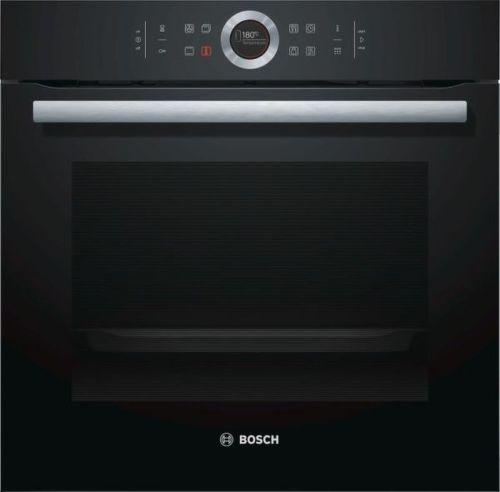 Bosch HBG675BB1, Vstavaná rúra