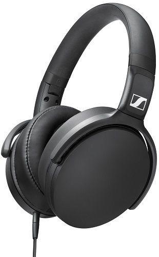 Sennheiser HD400S čierne