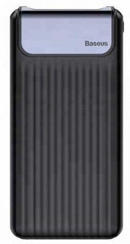 Baseus Thin QC 3.0 powerbanka 10000 mAh, čierna