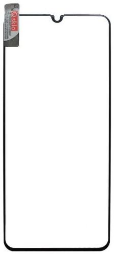 Qsklo 2,5D tvrdené sklo pre Samsung Galaxy A70, čierna