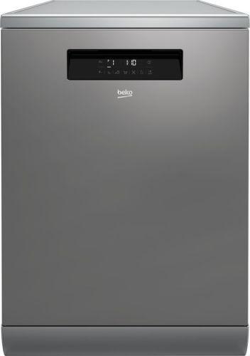 Beko DFN38530X, nerezová umývačka riadu