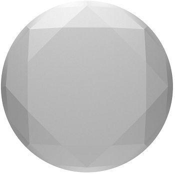 PopSocket držiak na smartfón, Metallic Diamond Silver