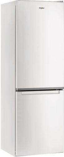 Whirlpool W7 811I W, biela kombinovaná chladnička