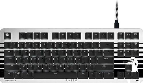 Razer BlackWidow Lite Stormtrooper Edition RZ03-02640800-R3M1 biela