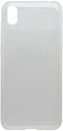 Mobilnet silikónové puzdro pre Huawei Y5 2019, transparentná