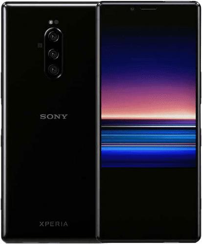 Sony Xperia 1 čierny