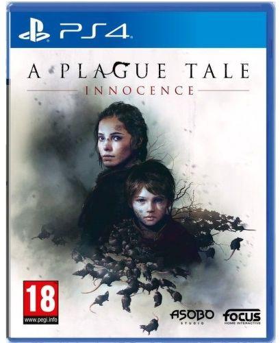 A Plague Tale - Innocence - PS4