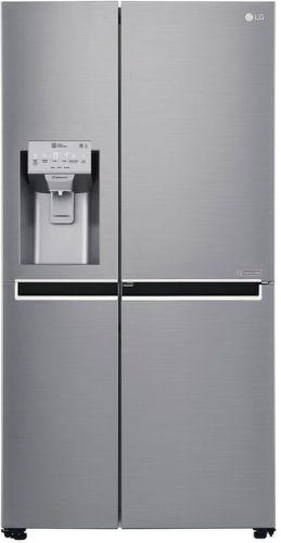 LG GSJ960PZBZ, nerezová americká chladnička