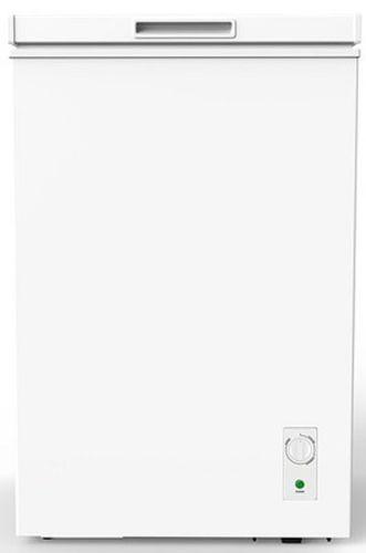 ECG EFP 10990 WA+, biela truhlicová mraznička