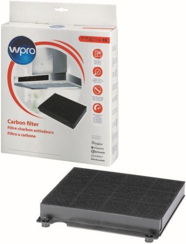 Whirlpool CHF15/1, Uhlíkový filter